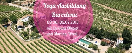 Intensiv Yoga Ausbildung Spanien
